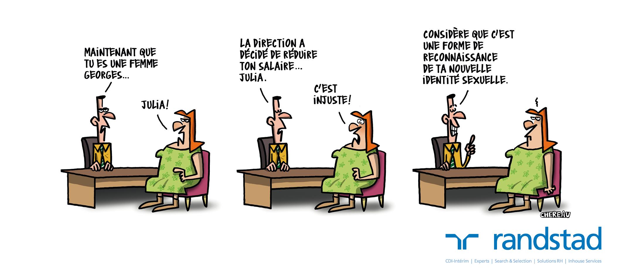 Illus Chereau Les Entreprises Humaines Des Femmes