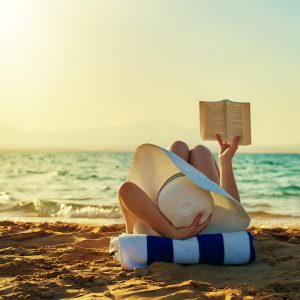 so relax when reading