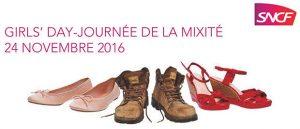 girls day SNCF